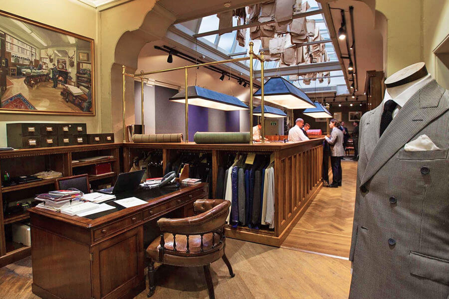 Part 1, The Perfect Gentleman's Guide to Acquiring your first bespoke suit